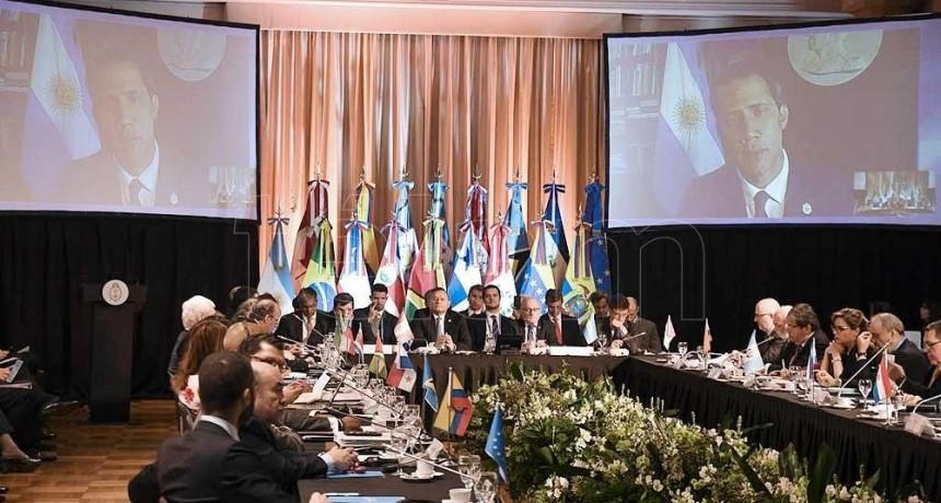 Argentina se va del Grupo de Lima: las acciones contra Venezuela