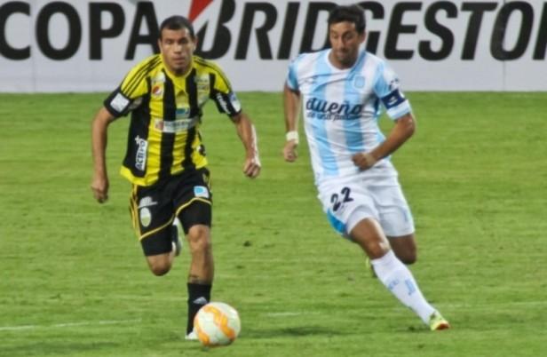 Racing va por el primer puesto del grupo 8 de la Copa Libertadores
