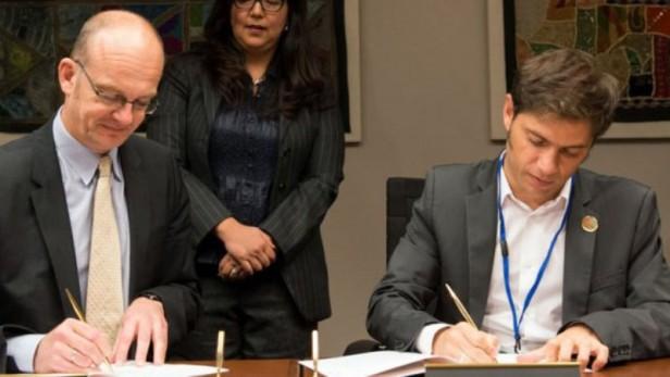 Kicillof gestionó más deuda y espera el visto bueno del FMI al índice de precios