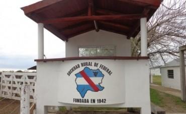 Ya tiene fecha la Expo Rural de Federal