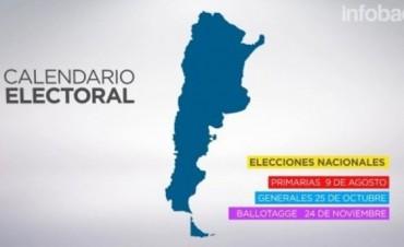 Las primarias salteñas marcan el inicio de un calendario electoral con 15 fechas agendadas