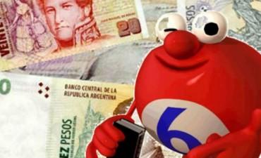 Quini 6: Un federalense ganó $98.000 pesos