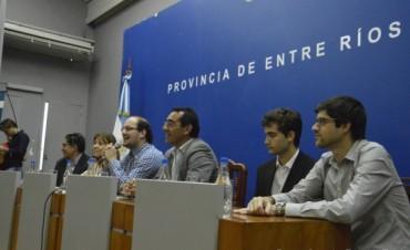 Crearán una unidad para ejecutar el Programa Hogar en Entre Ríos