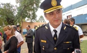 Asumió el nuevo Jefe de Policía Pablo Rojas