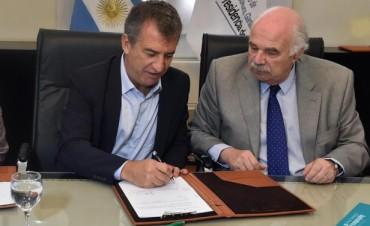 Entre Ríos renovó el financiamiento por 2 millones de dólares para el apoyo a la agricultura familiar