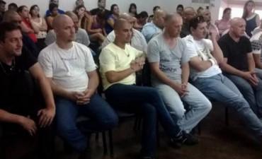 Este martes continúa el juicio a los policías acusados de sedición