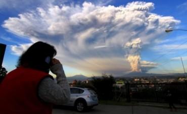 Estiman que las cenizas del volcán Calbuco llegarán a Entre Ríos