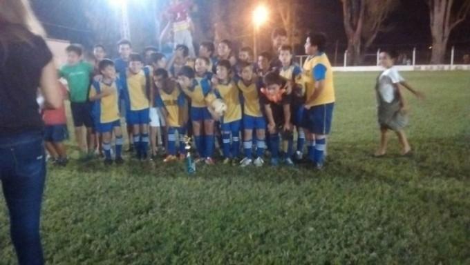 Torneo INFANTO -JUVENIL