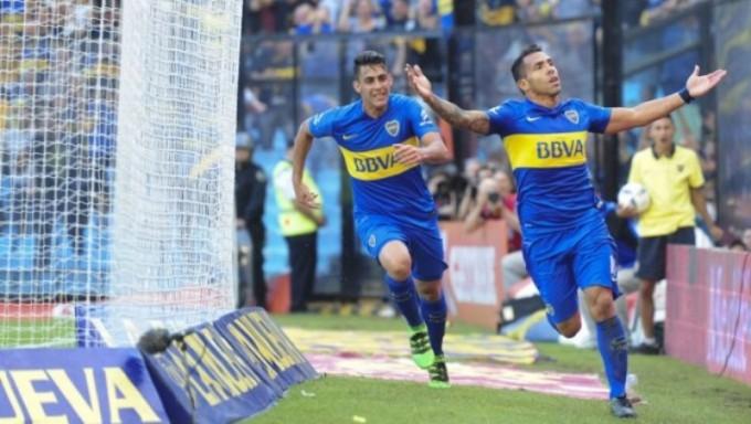 Boca goleó a Atlético Rafaela, volvió a la victoria y mantiene la ilusión en el torneo