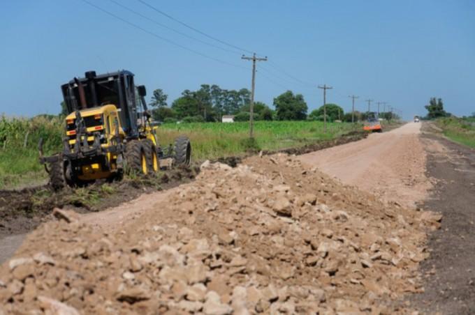 La zonal Seguí brindó un informe de los trabajos viales