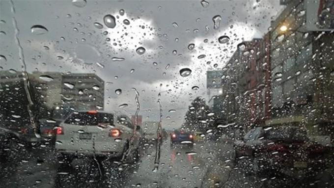 Se registraron lluvias copiosas en gran parte de la Provincia