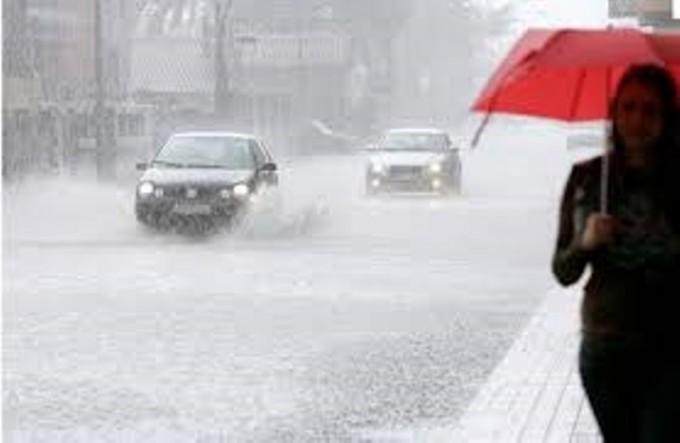 Entre Ríos en alerta por lluvias