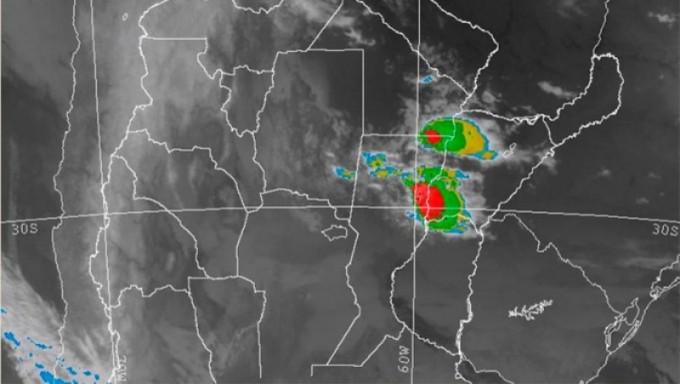 Hay alerta otra vez por abundantes precipitaciones