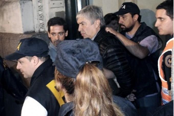 Las defensas de Báez y Gadín fundamentarán los pedidos de excarcelación