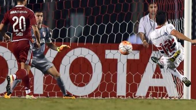River cayó ante San Pablo y perdió su invicto en la Libertadores