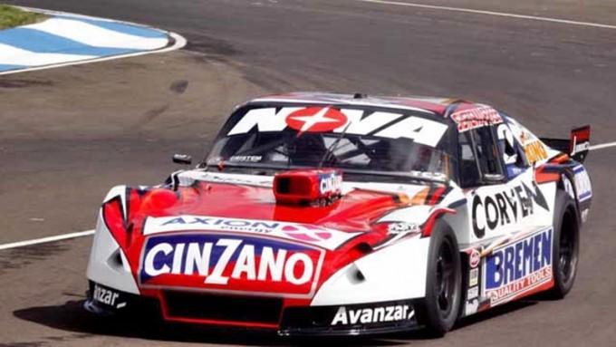 Rossi voló en Concordia y fue el más rápido en la primera clasificación del TC