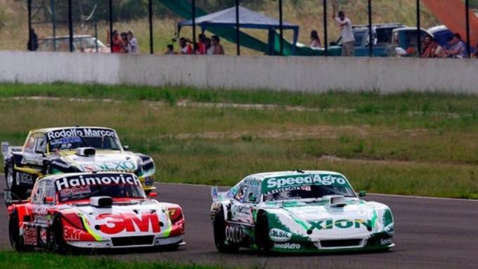 Rossi ganó la final del TC en Concordia ante un gran marco de público