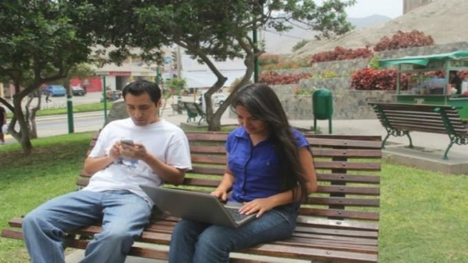 El wifi llegará a la plaza de mil pueblos con menos de 50.000 habitantes