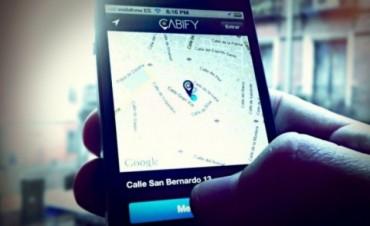 Uber no estará solo: Cabify llegará al país en mayo