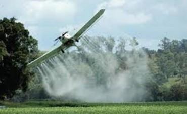 Senado: Presentan un nuevo proyecto para regular el uso de agroquímicos
