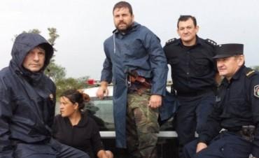 Asistencia provincial para palear la situación de los damnificados por las intensas lluvias