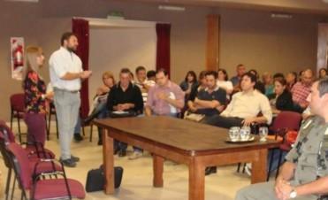 Puntos de encuentros para conformar la Junta de Defensa Civil local