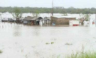 Hay 30.000 afectados por las inundaciones y el panorama no es alentador