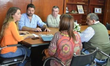 Provincia y municipios afectados por las lluvias articulan acciones conjuntas