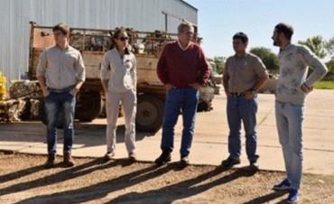Técnicos del INTI y la UTN de Concepción del Uruguay visitaron la planta de tratamiento de residuos