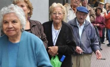 Jubilados provinciales comenzarán a percibir el incremento a partir de mayo