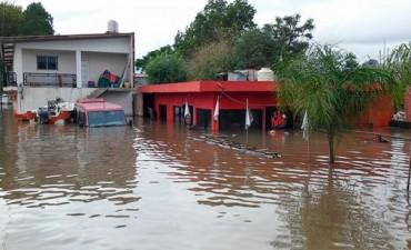 El Banco Nación lanzó un programa de asistencia para afectados por inundaciones