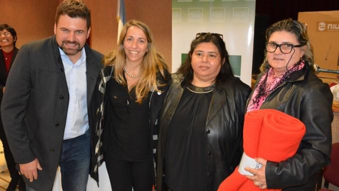 FEDERAL: Se lanzó el programa Cobijar y se entregaron fondos por más de 800 mil pesos