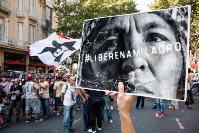 URGENTE: El Fiscal General ante Casación Javier de Luca pidió que se revoque la condena a Milagro Sala
