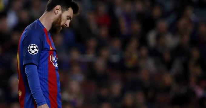 Fiscal quiere ver a Messi en la cárcel a toda costa