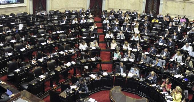 Hoy si: primera sesión de Diputados en el año