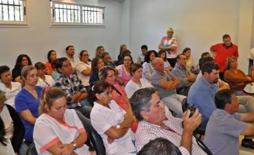 EL ODONTOLOGO MIGUEL NIEVES DEJO UN HERENCIA NEGATIVA DE $2.700.000 EN EL HOSPITAL URQUIZA