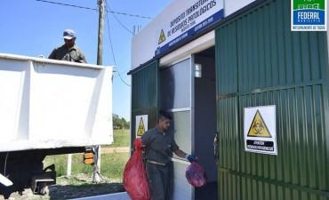 FEDERAL: Recolección de residuos domiciliarios en Semana Santa