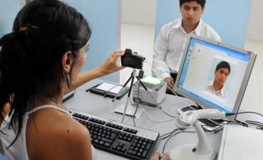 BUEN NÚMERO. El 95% de los entrerrianos ya cuentan con el nuevo DNI