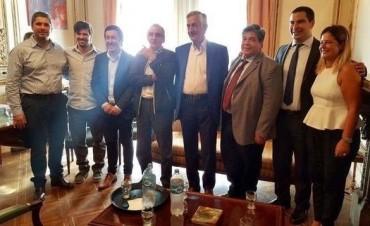 SE REUNIÓ CON CRISTINA: Rodriguez Saá llamó a la unidad del PJ para rechazar las políticas de Macri