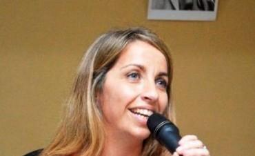 ESTE JUEVES VISITARÁ LA CIUDAD LA MINISTRA DE DESARROLLO SOCIAL DE ENTRE RÍOS