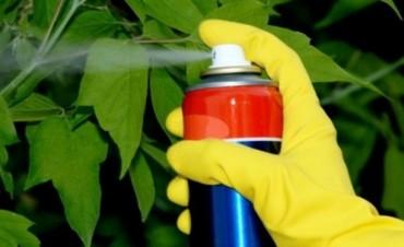 Prohibieron la venta y el uso de siete insecticidas en todo el país