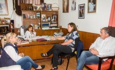 Analizan proyectos viales para el departamento Feliciano