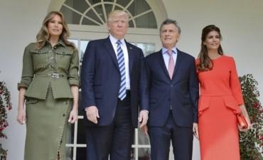 ENCUENTRO EN EE.UU: La declaración conjunta emitida por Macri y Trump