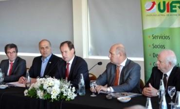 Competitividad y generación de empleo en la agenda de Bordet con los industriales entrerrianos