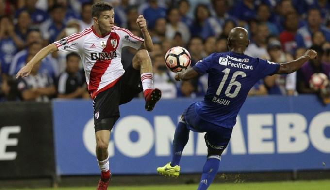 Nacho Fernández se desgarró y llegaría al Superclásico con lo justo