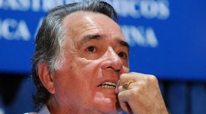 La Justicia intervino el PJ nacional y puso a Barrionuevo al frente del partido