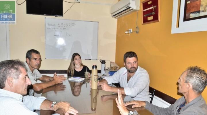 ENCUENTRO DEL MUNICIPIO CON LA SECRETARÍA DE TURISMO DE ENTRE RÍOS