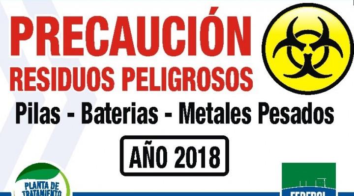 ORDENAMIENTO INTERNO DE RESIDUOS PELIGROSOS