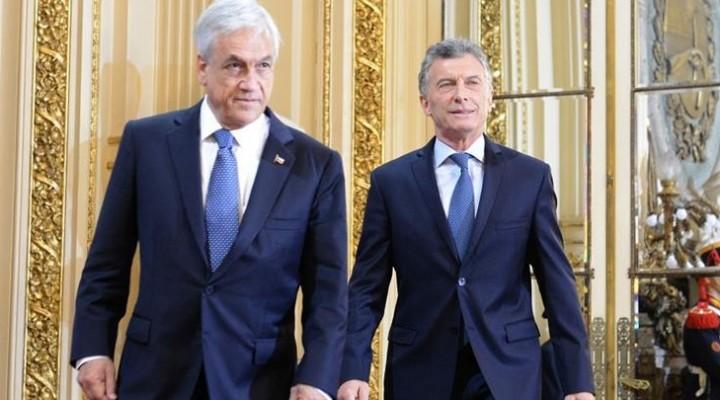 Macri y Piñera anunciaron que enviarán un acuerdo de