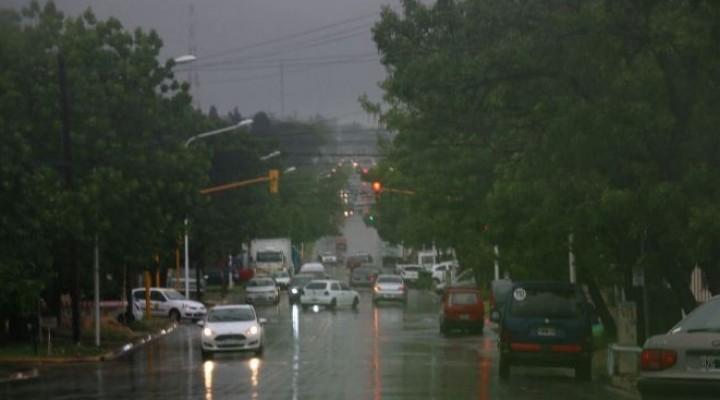 Las lluvias llegarían hoy domingo a Entre Ríos y se mantendrían hasta el martes